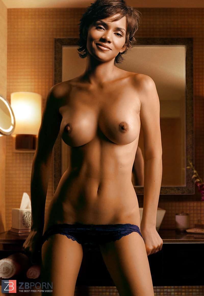 Porno images of halle berry