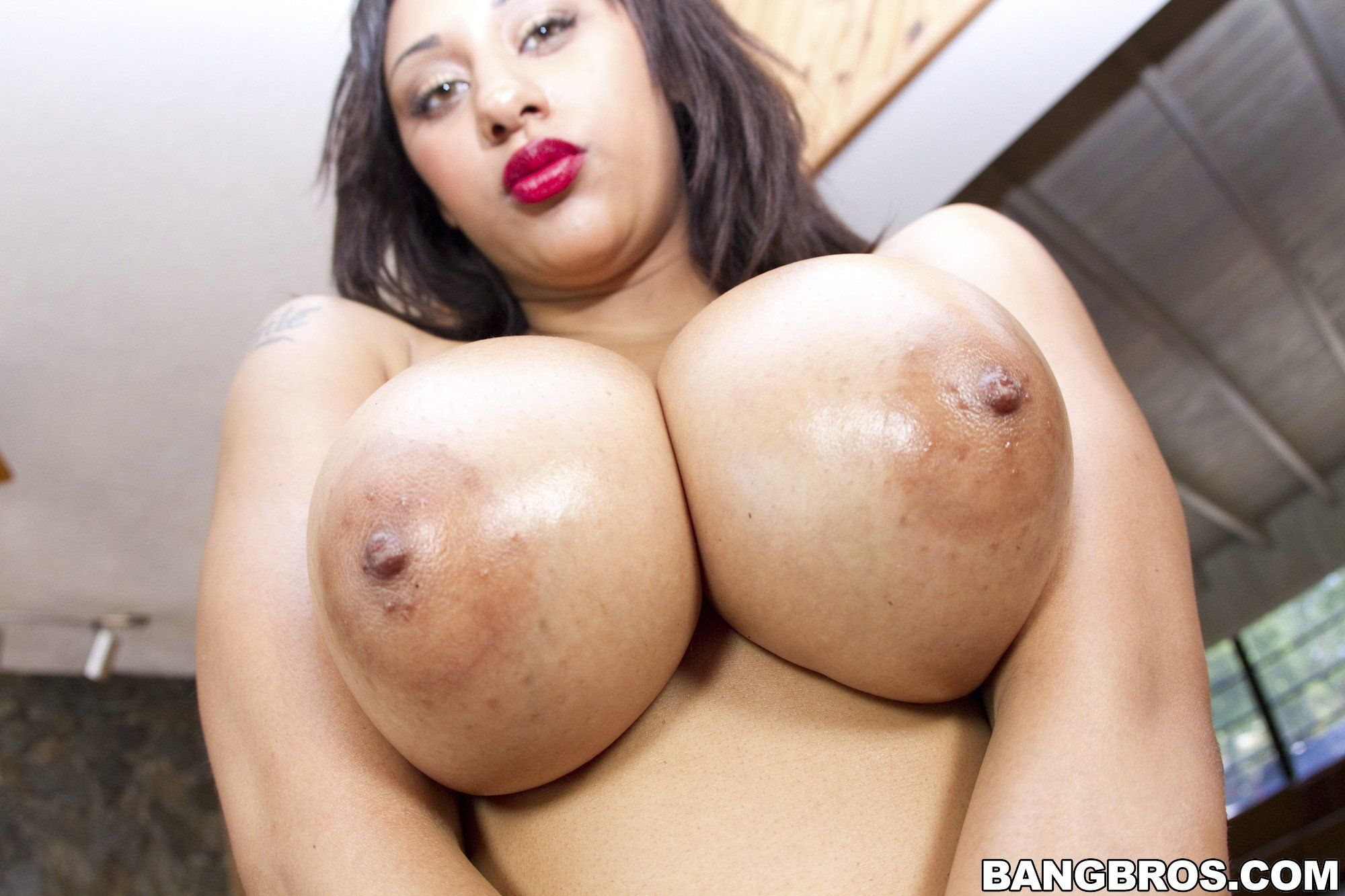 best of Huge boobs movies Mature