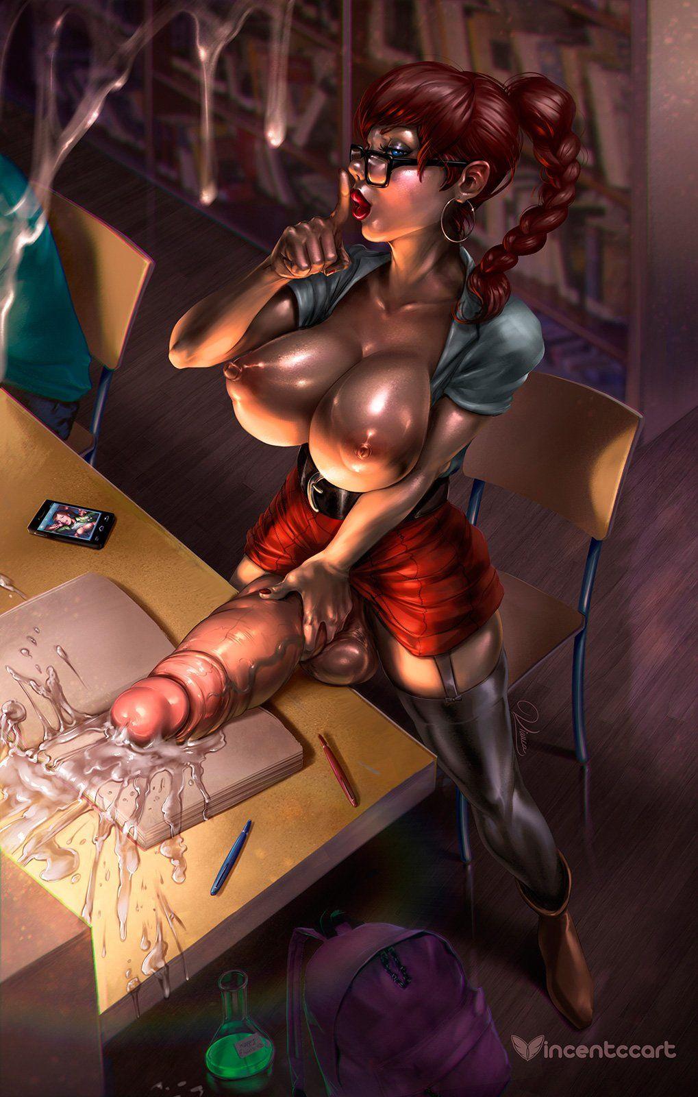 Wicked reccomend Dickgirl hentai figure