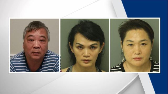 Handyman reccomend Asian massage no va parlors