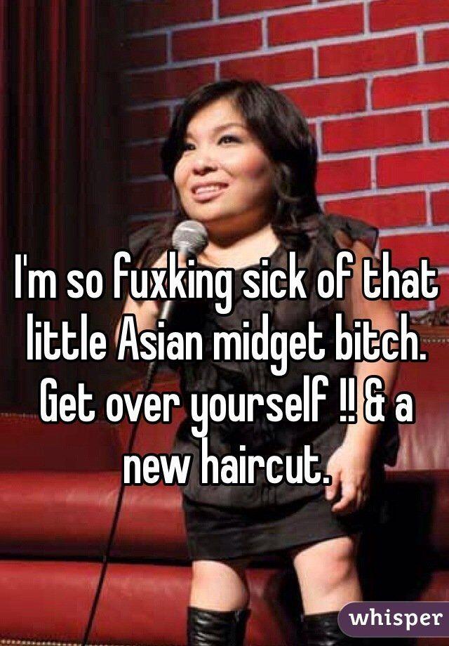 Asian midget women