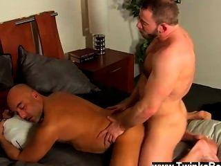 Brian pumper in gay porn