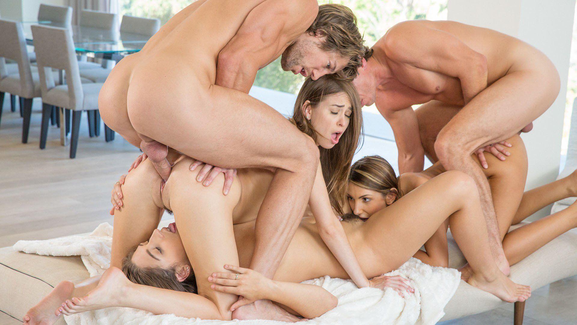 груповый секс фильм