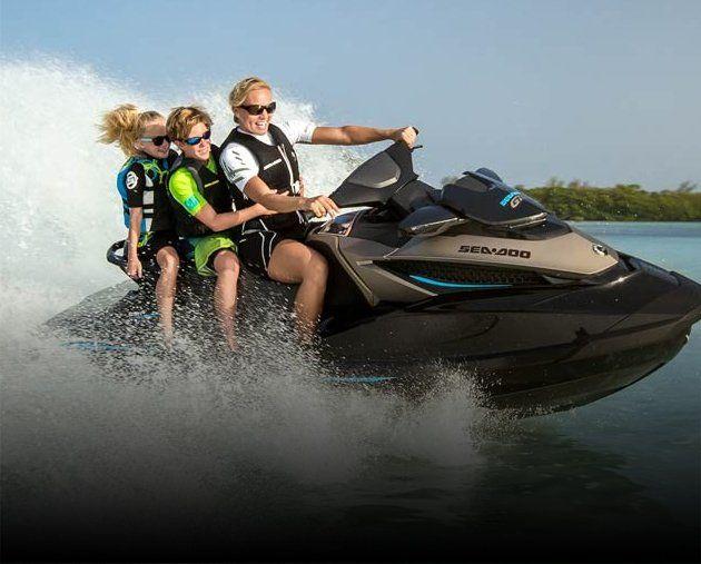 Bikini boat top for seadoo speedster