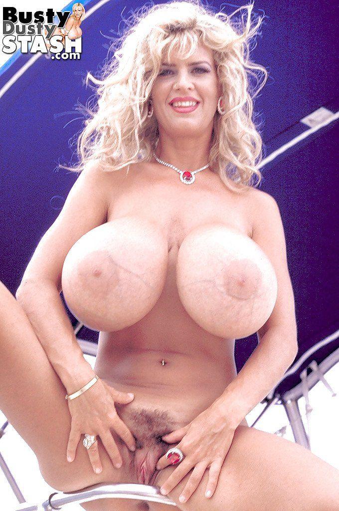 dusty busty Nude