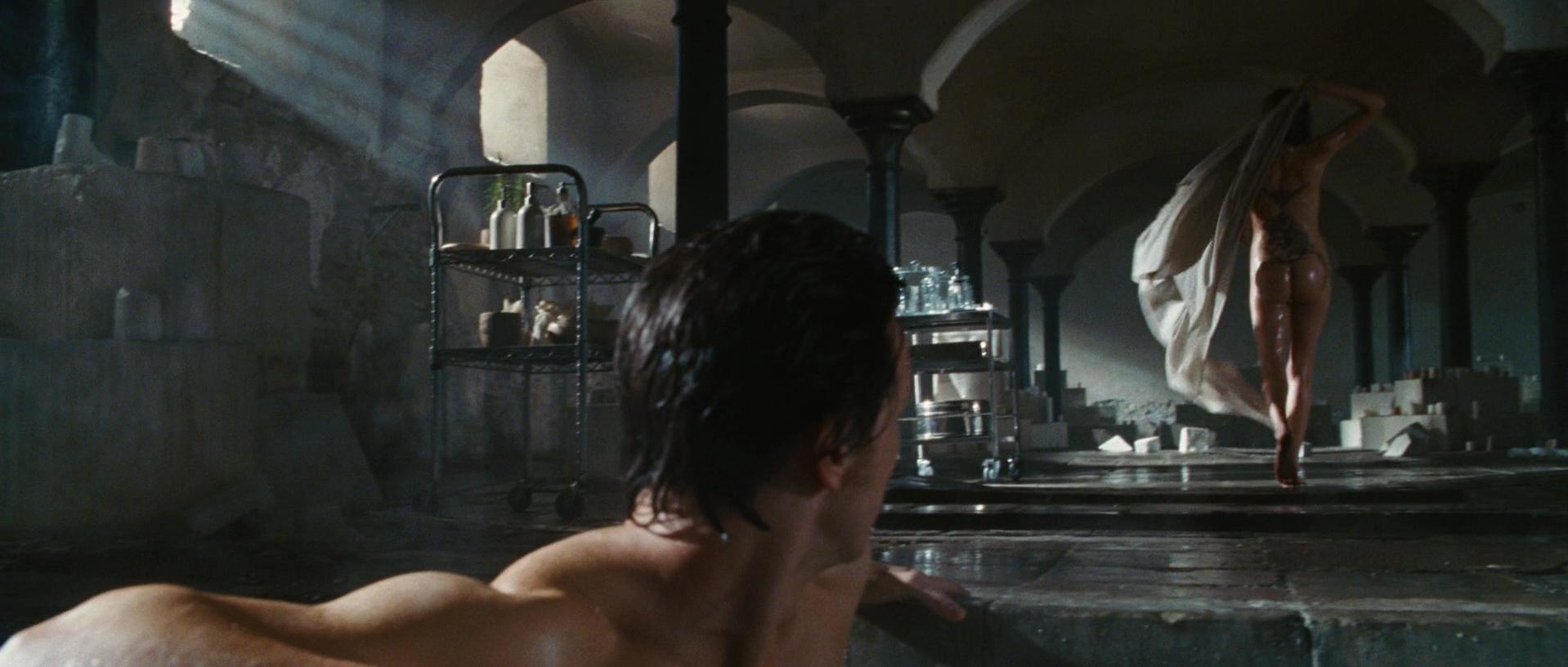 Angelina jolie naked pictures in wanted