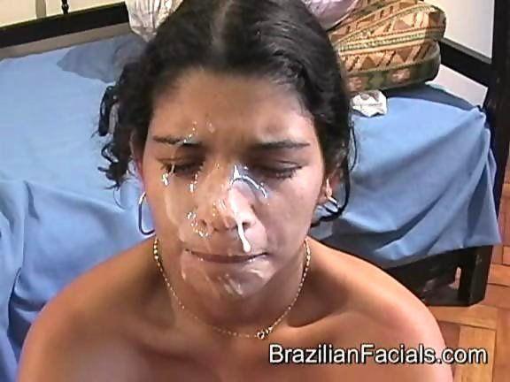 Robber reccomend Brazilianfacials two black brazilian slut