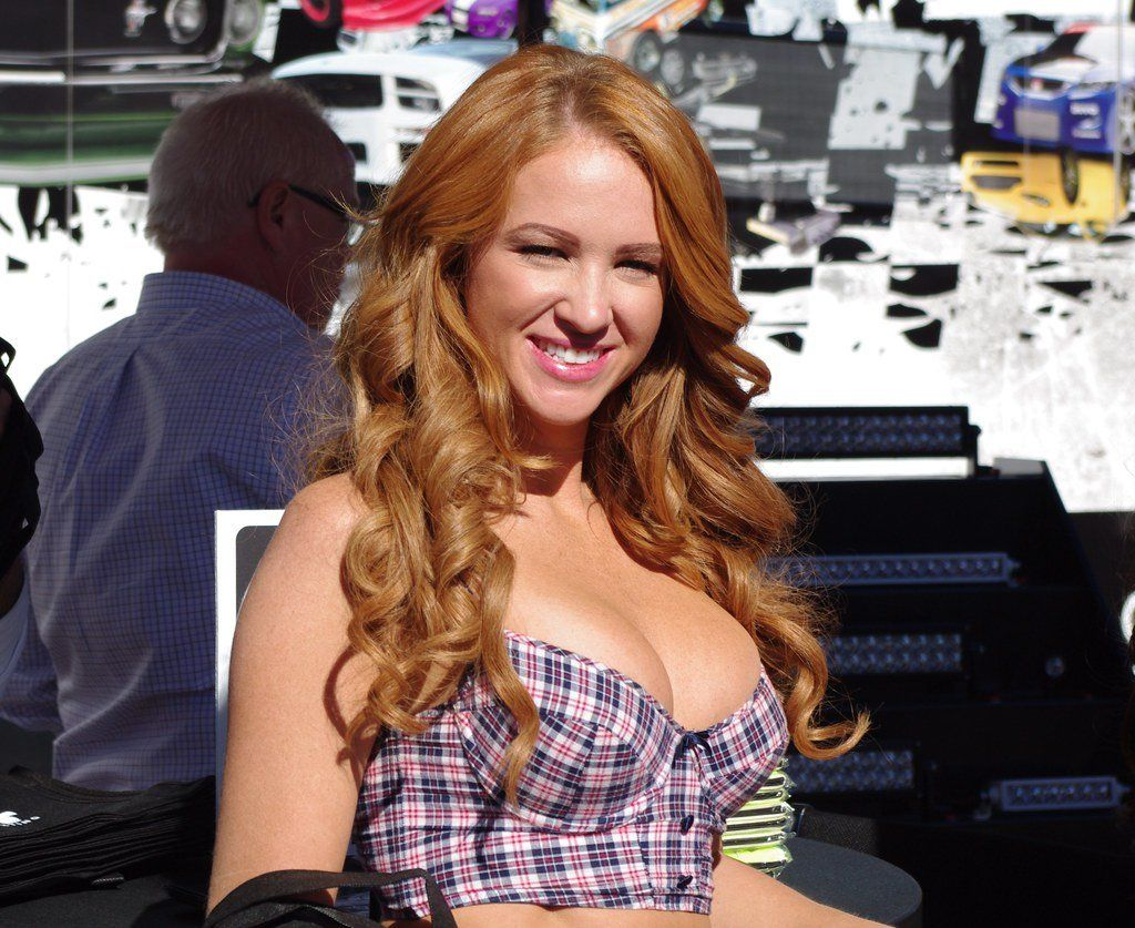 best of Bikini redhead harris Samantha