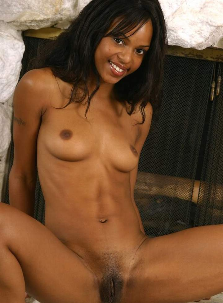Naked girl with a great body fucking