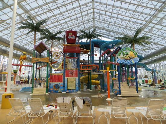 Adventure splash french lick