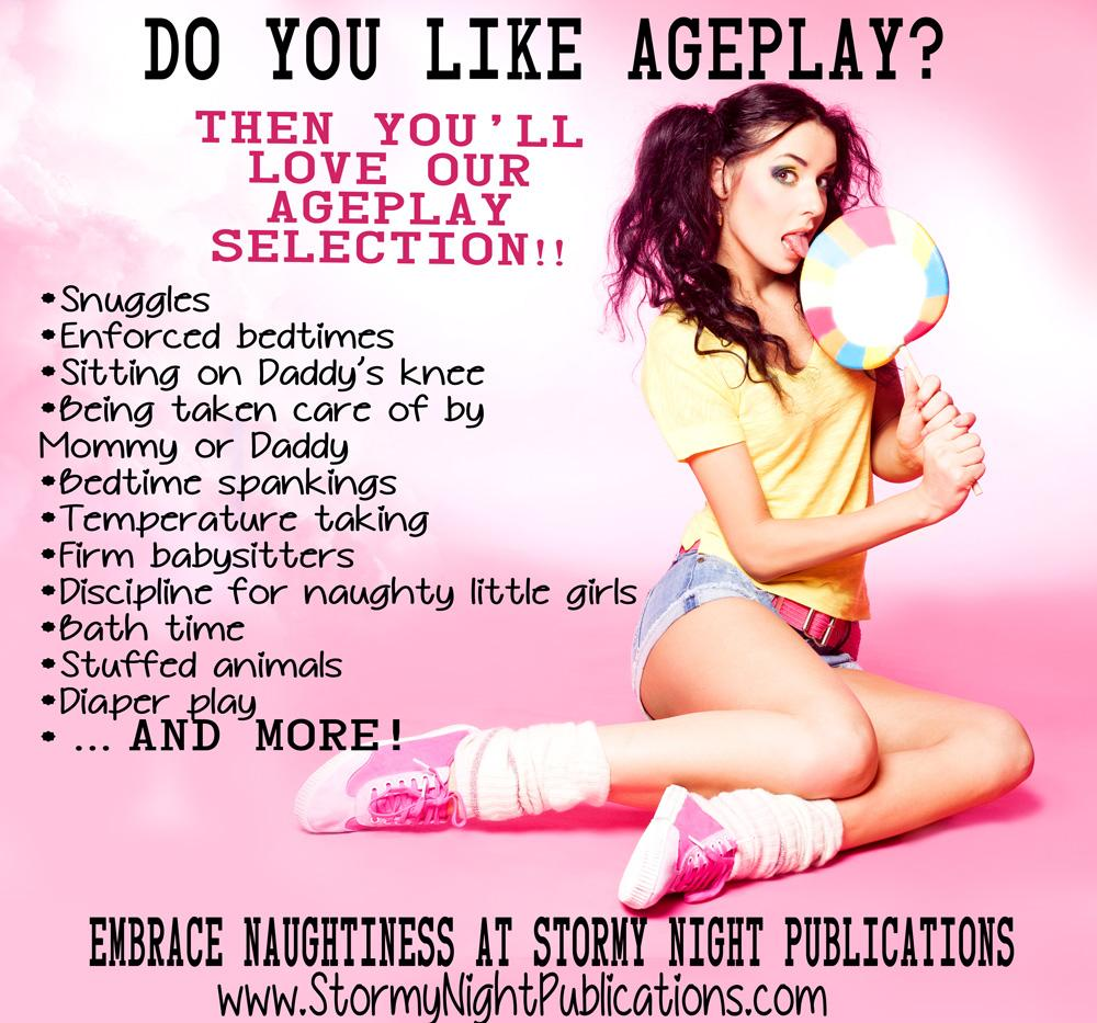 Ageplay stories spank