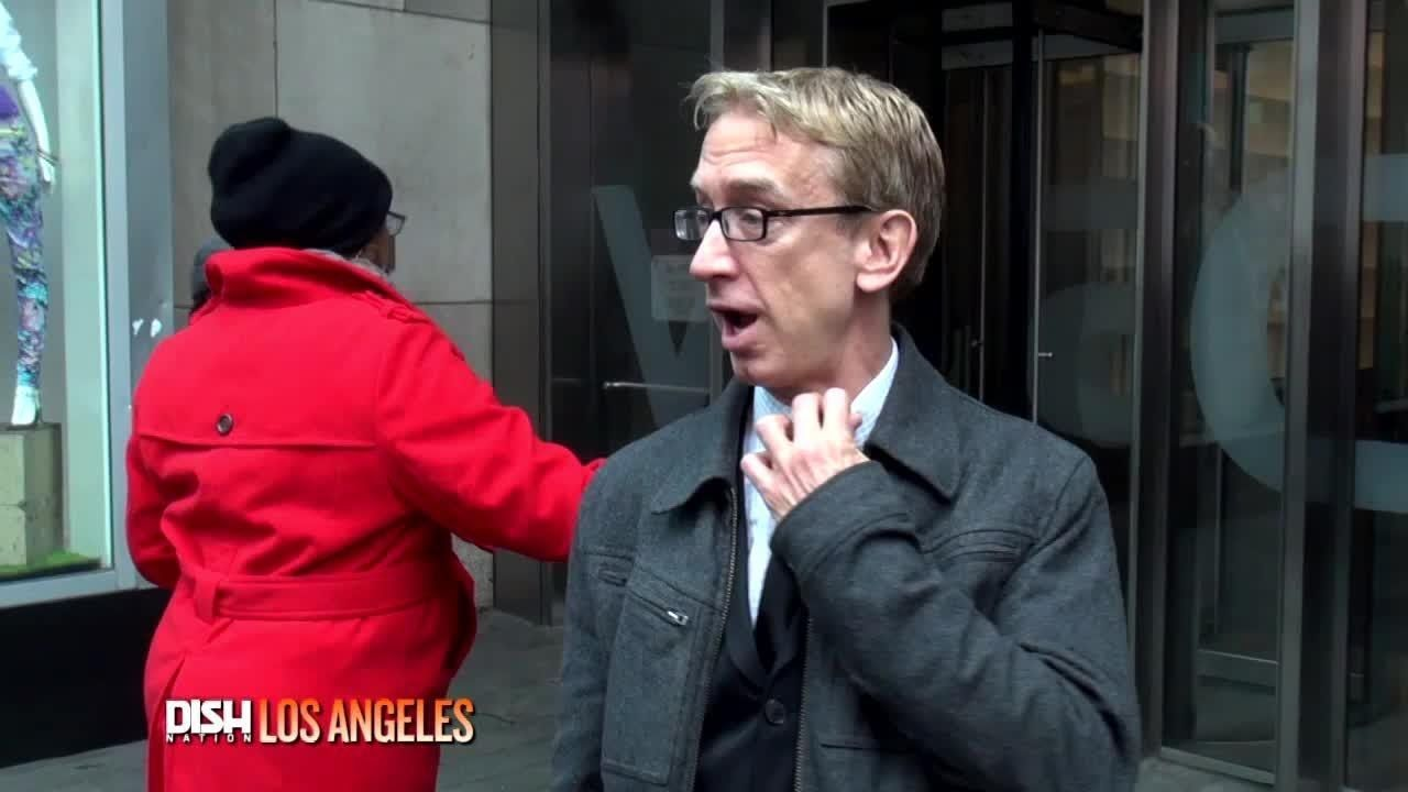 Andy dick heckle