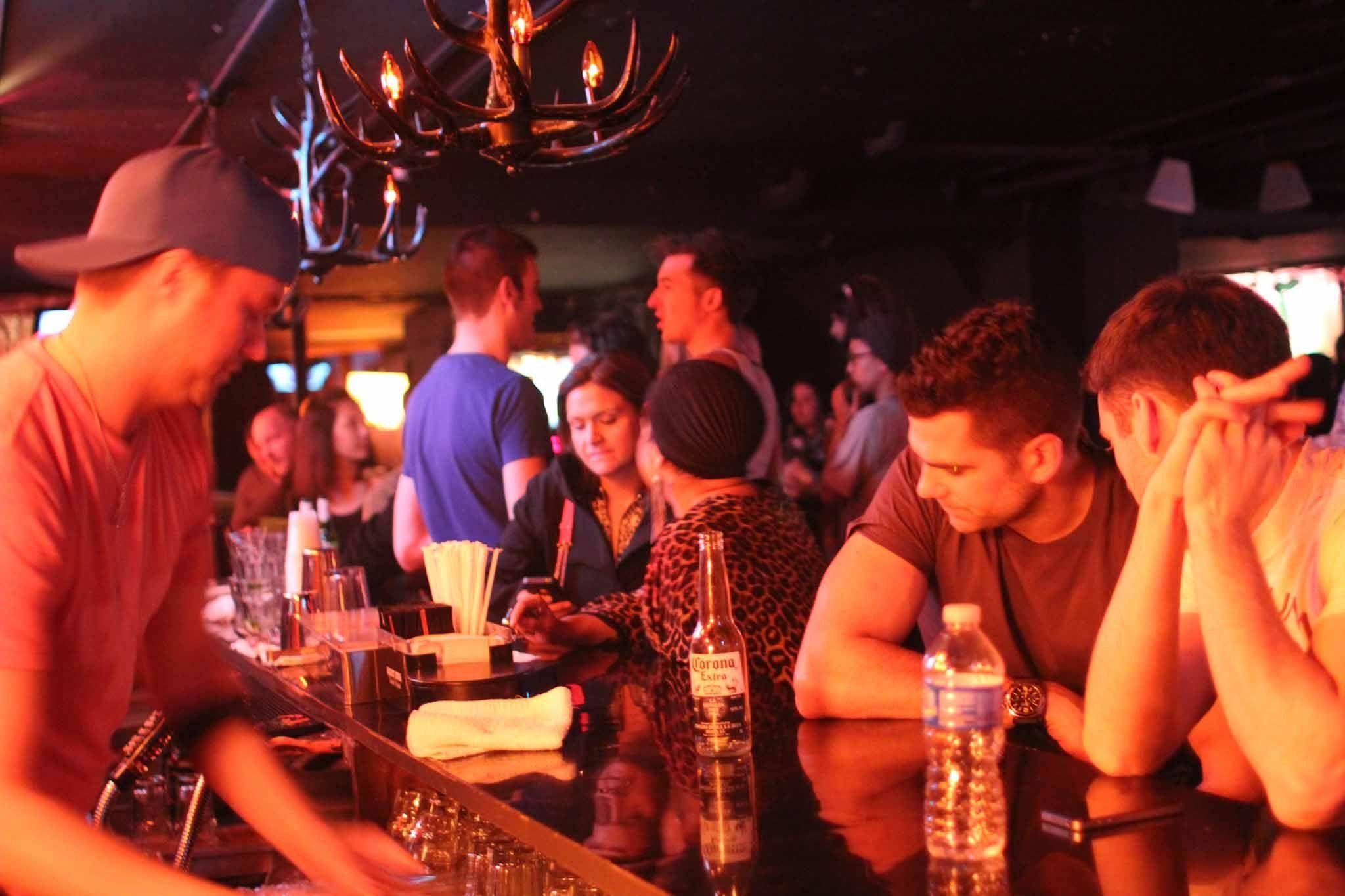Asian gay bar nyc