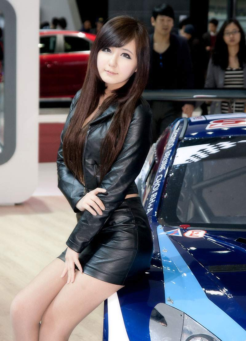 leather sex girls in Asian having