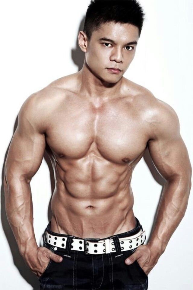 best of Male bodybuilder Asian