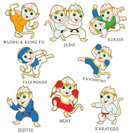 Asian matial arts