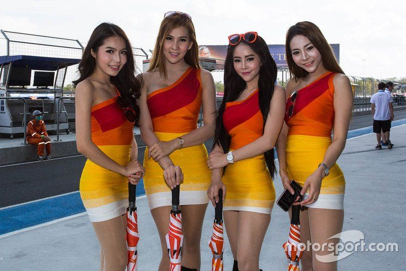 Ratman reccomend Asian motogp girls