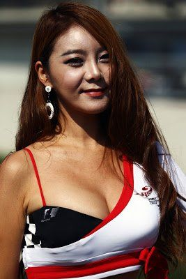best of Motogp girls Asian