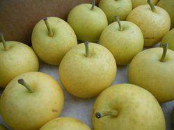 Chardonnay reccomend Asian pears ripe