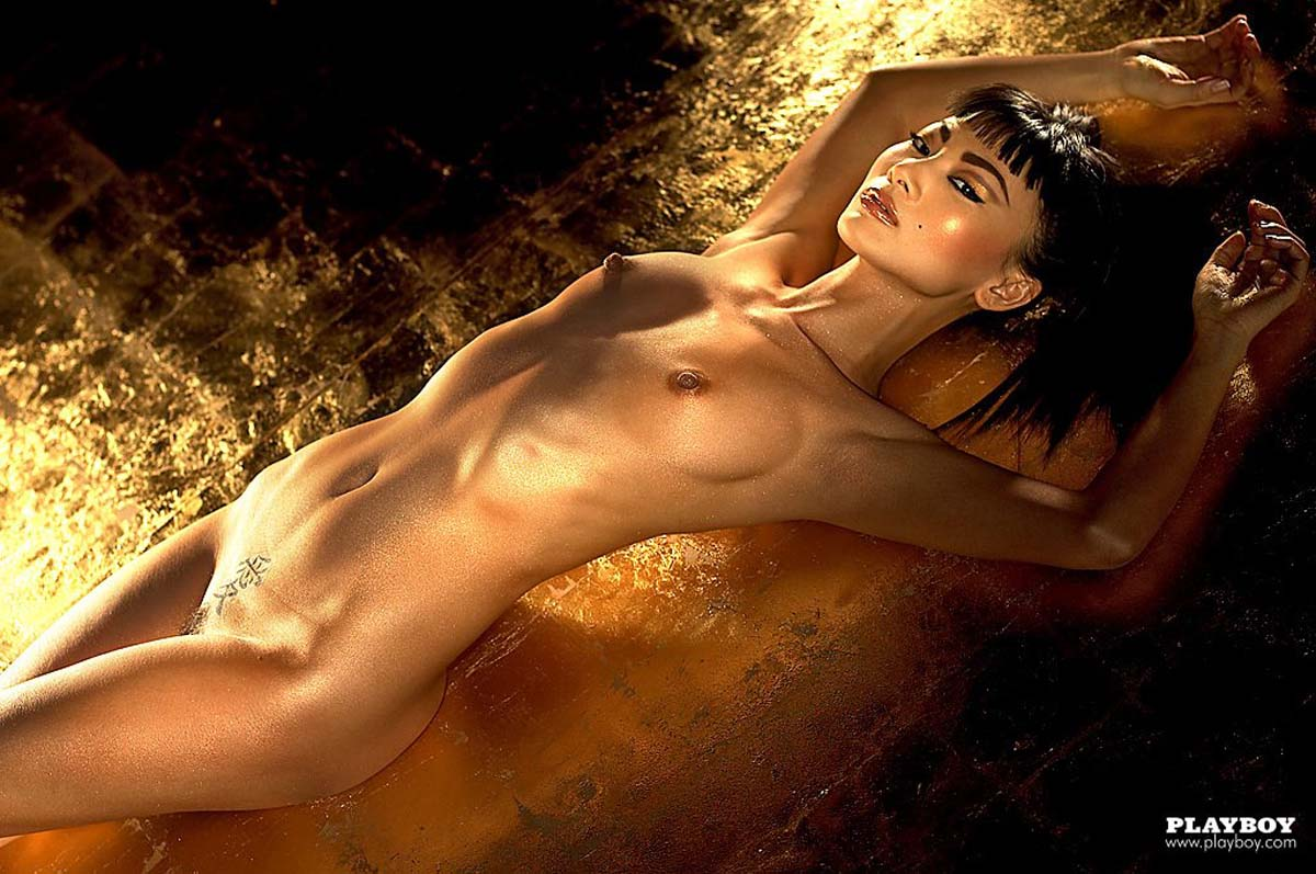 Bai Ling Nude bai ling naked in playboy . porn pictures. comments: 2