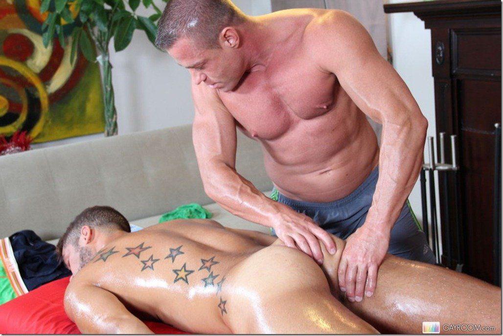 gay massage com sex og massage