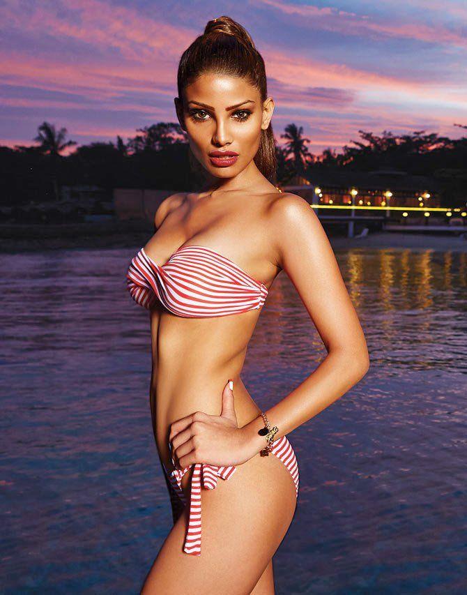 best of Model kristin heat Bikini