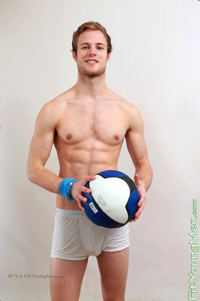 Blogspot naked athlete