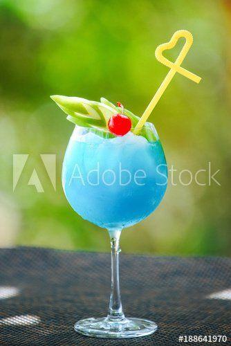 Hot C. reccomend Blue bikini martini