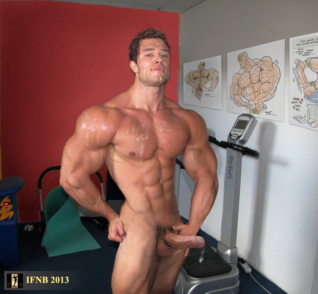 best of Huge Body builder cock