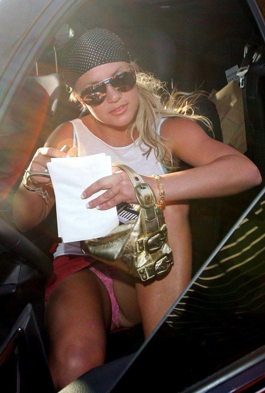 Brittany pic upskirt