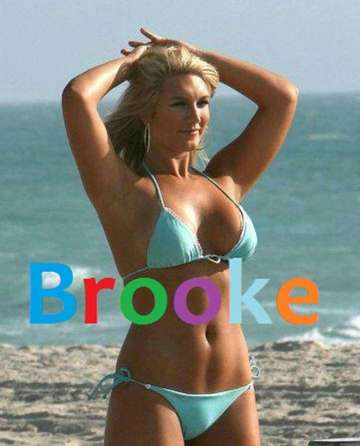 Seems me, brooke hogan bikini bulge you were
