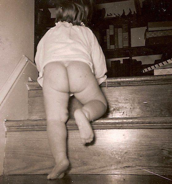 Butt fat mature