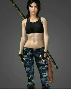 croft erotic fanfiction Lara