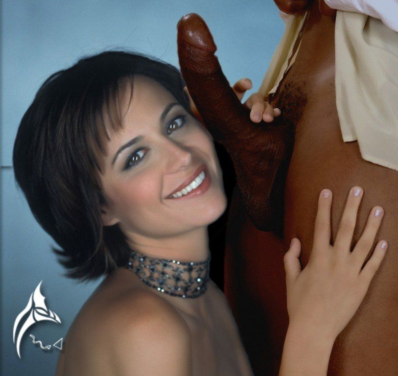 Catherine bell cock