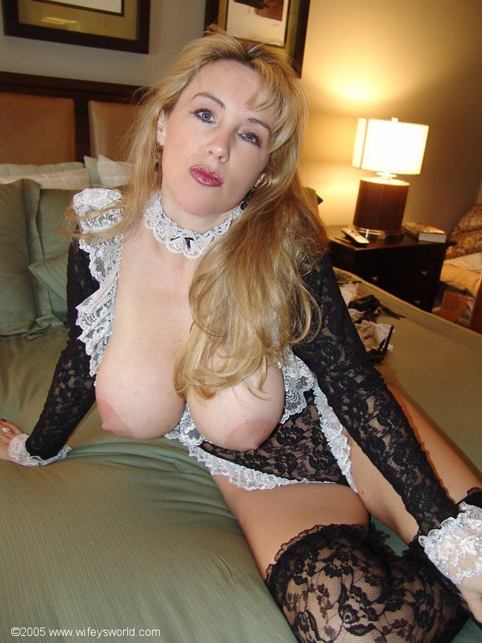 tit maid sex french Big