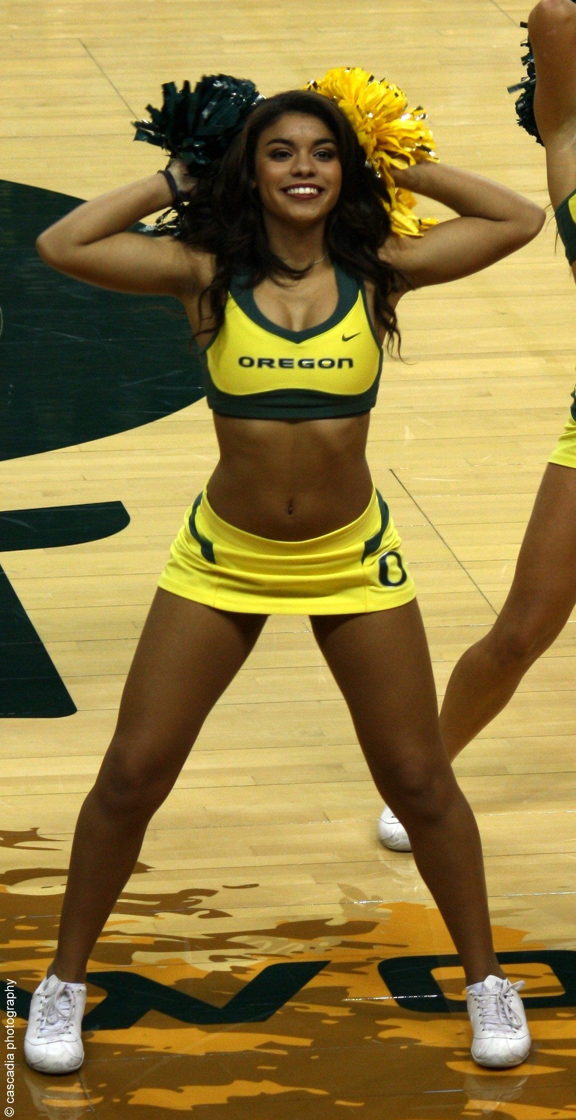 Really. And Oregon ducks cheerleader porn quite good