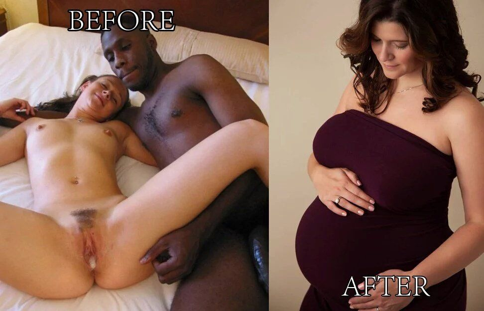 Interracial passionate relationship - 3 part 8