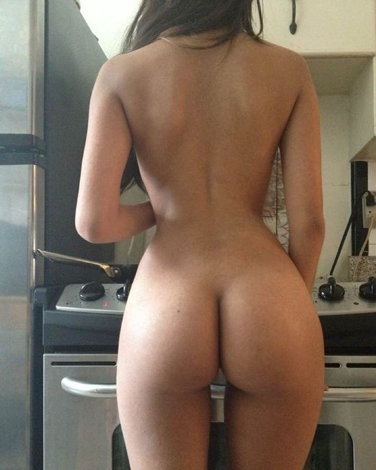 Butt naked womans