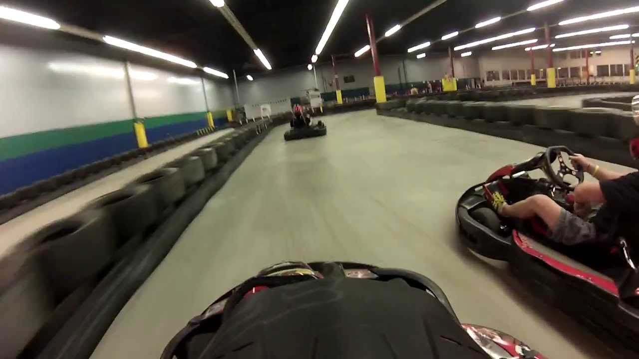 Whisky G. reccomend French lick gokarts