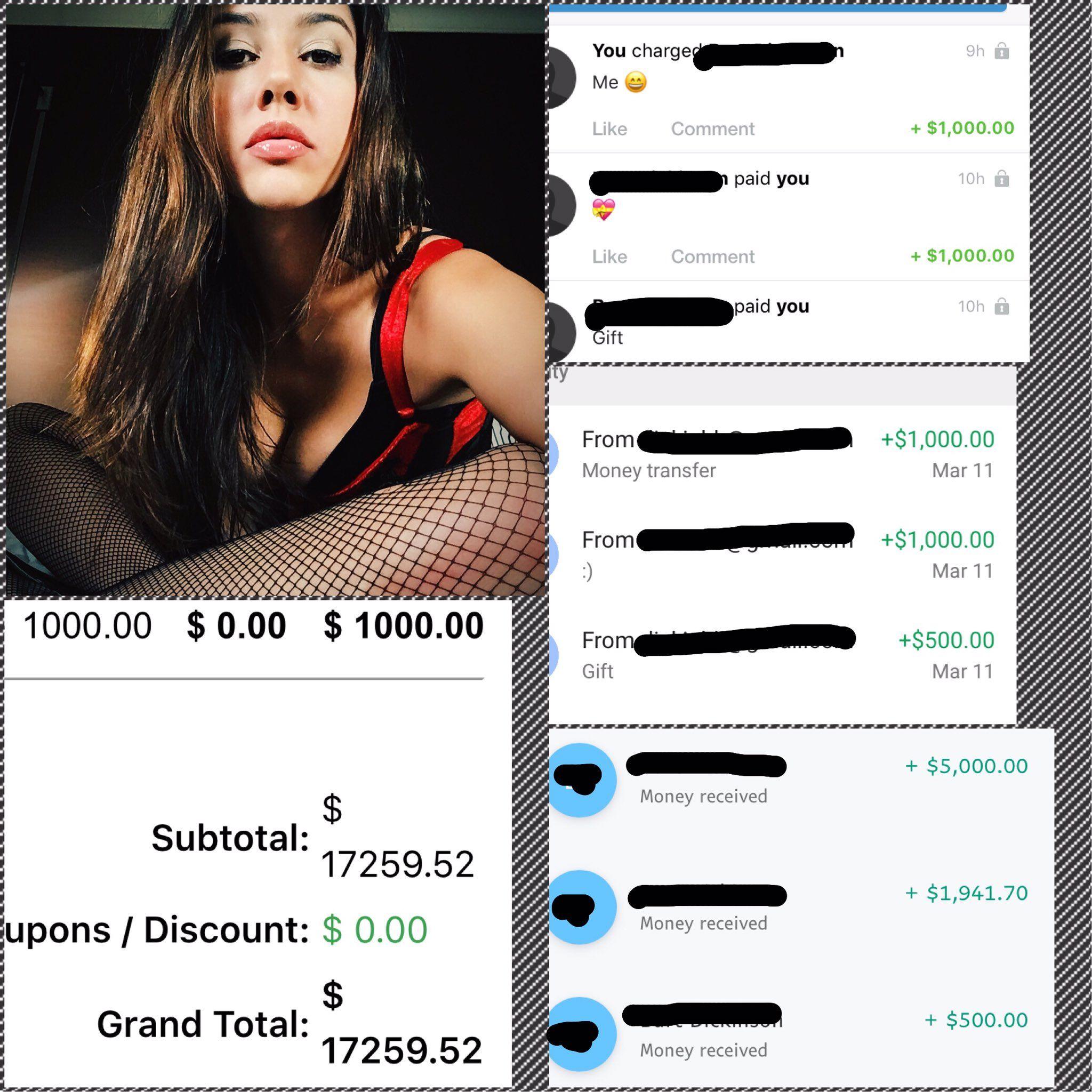 Financial femdom stories