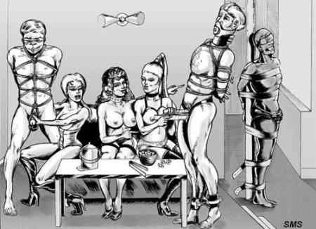 Cock discipline femdom