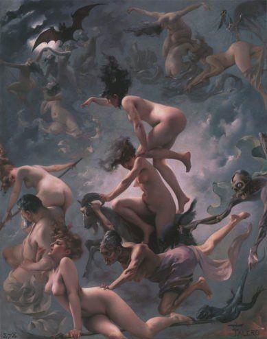 Erotic artwork samples