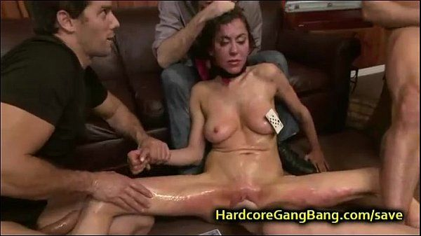 Spanking wife gang porn