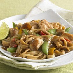 best of With chicken noodles Asian
