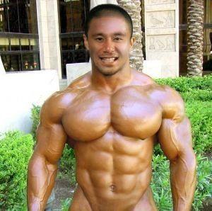 Sabertooth reccomend Asian male bodybuilder