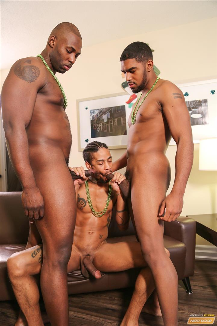 Side Z. reccomend Gay ebony threesome