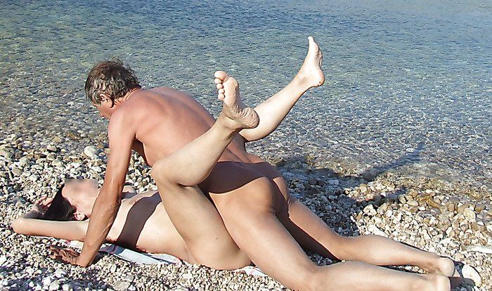 Nudists and sex improbable