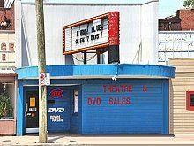Adult theatres glory holes huntsville