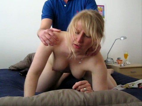 Girl scared of huge cock