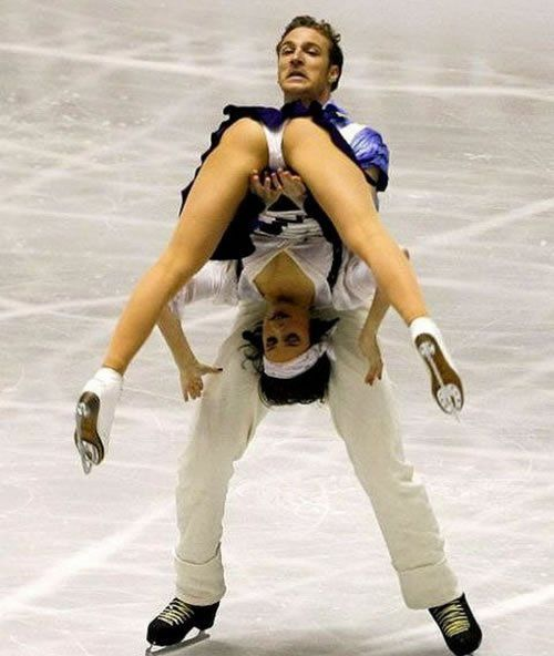 best of Boob Figure skaters